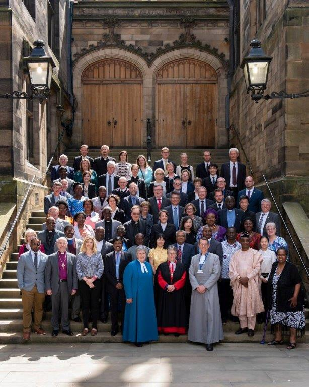 Ecumenical Relations group at General Assembly 2018