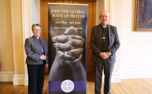 Susan Brown Justin Welby