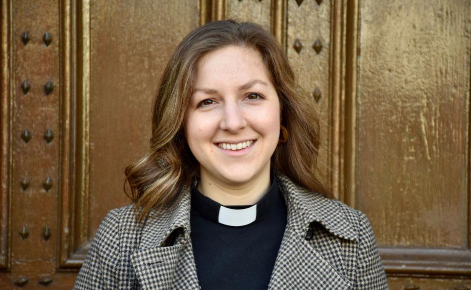 Rev Hayley Cohen